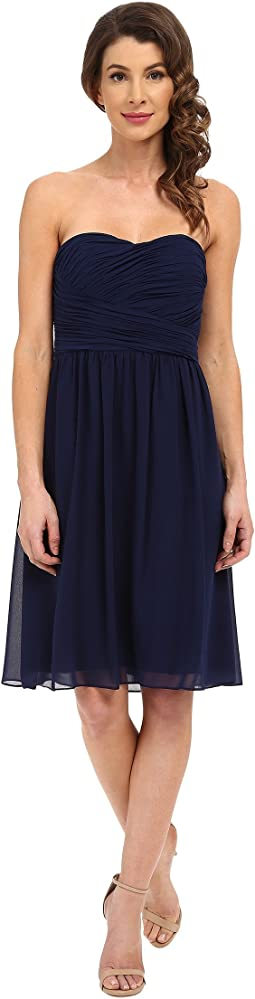 Sarah Dress Short Rouched Dress