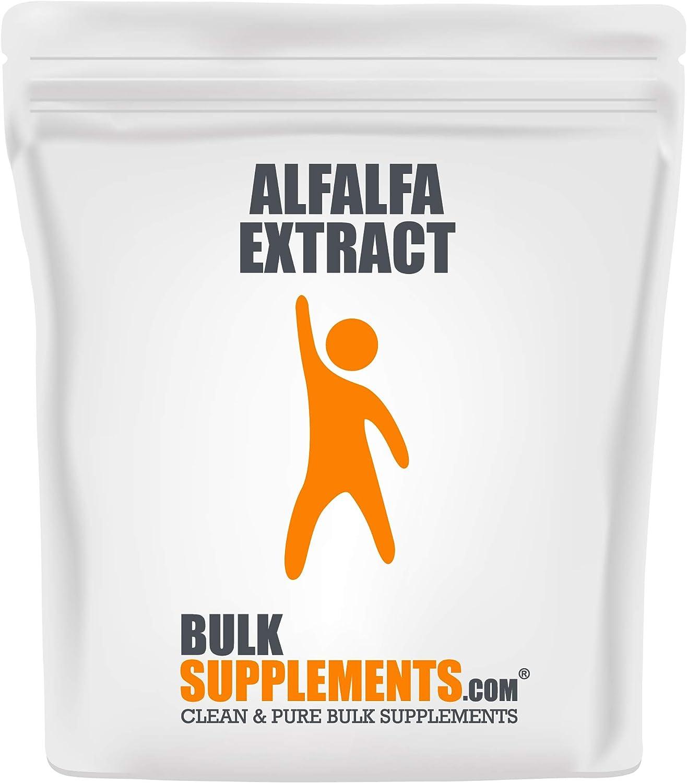 Import BulkSupplements.com Alfalfa Extract Powder 25 lb 55 - Kilograms Super Special SALE held