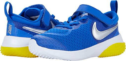Game Royal/Metallic Silver/Speed Yellow