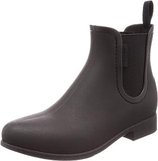 حذاء المطر كروكس لي تشيلسي للنساء