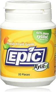 Epic Dental Fresh Fruit Gum 50 Pieces