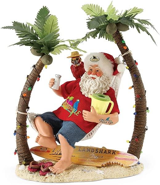 Department 56 Possible Dreams Santa Claus Wastin Away Again Clothtique Figurine 12 4057317