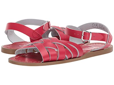 Salt Water Sandal by Hoy Shoes Retro (Big Kid/Adult) (Red) Girls Shoes