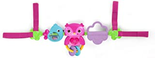 Bright Starts Busy Birdies Carrier Toy Bar