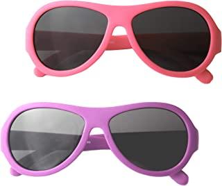 Top Flyer- Best First Sunglasses for Infant, Baby, Toddler, and Kids. 100% UV Protection.