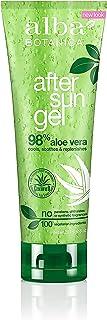 Alba Botanica After Sun Gel, Aloe Vera, 8 Oz
