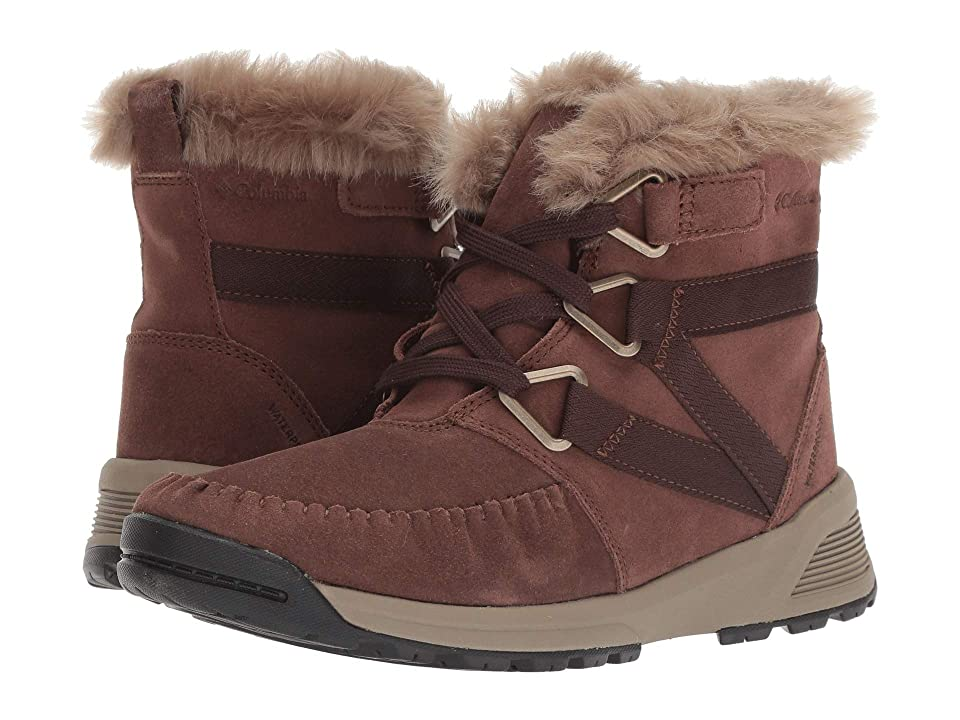 Columbia Maragal Mid WP (Tobacco/Pebble) Women