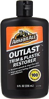 Armor All Outlast Trim & Plastic Restorer 236 Ml ارمورال اوتلاست ملمع و مجدد بلاستيك خارجى تدوم طويله, Multi Colour, Trim ...