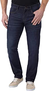IZOD Men's Comfort Stretch Denim Jeans (Regular,Straight, and Relaxed Fit)