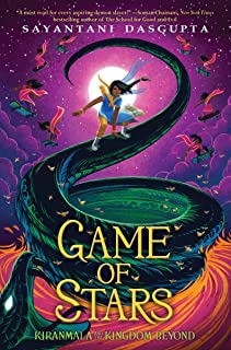 Game of Stars (Kiranmala and the Kingdom Beyond #2) (2)