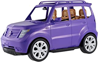 Mattel - Barbie Samochód Terenowy, Fioletowy, DVX58