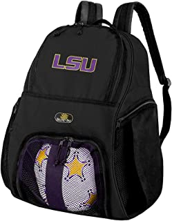 Broad Bay LSU Soccer Backpack or LSU Tigers Volleyball Bag