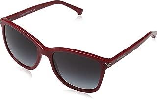Emporio Armani EA4060 54568G Sunglasses Red