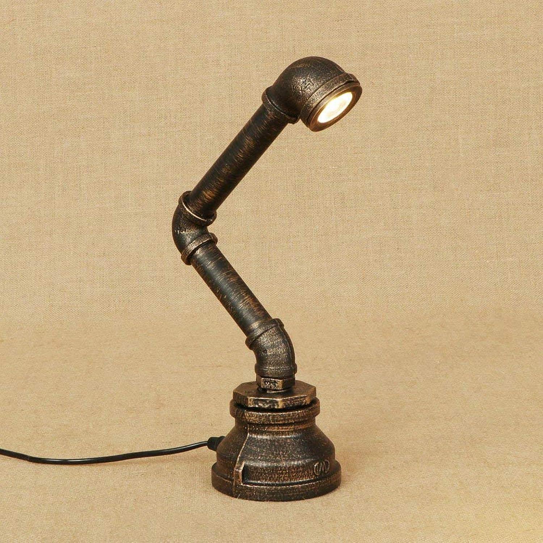 Wind-Licht-Geburtstagsgeschenk der amerikanischen minimalistischen Retro- Retro- Retro- nostalgischen Restaurantschlafzimmerteeraums kreative Dekoration industrielle (braun) B07KR6YPZB | Praktisch Und Wirtschaftlich  f70068