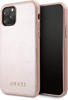 CG MOBILE Case for iPhone 11 Pro Max Guess Iridescent Pink