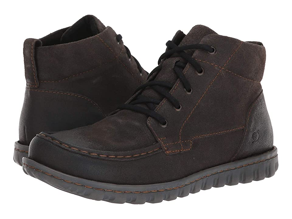 Born Gilden (Dark Grey (Carbon) Distressed) Men