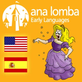 Ana Lomba – Cinderella (Bilingual Spanish-English Story)(Kindle Tablet Edition)