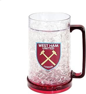 West Ham FC - Jarra de Cerveza Oficial para congelador con el ...