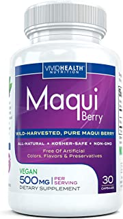 Best maqui berry for weight loss Reviews