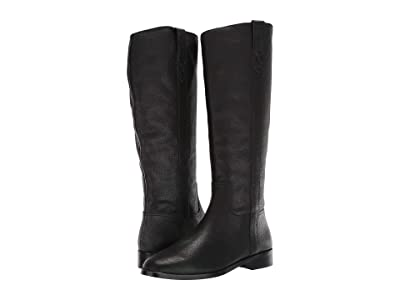 Madewell Winslow Knee High Boot (True Black) Women