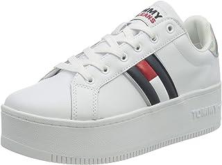 Tommy Jeans Iridescent Iconic Sneaker, Scarpe da Ginnastica Donna