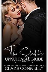 The Sheikh's Unsuitable Bride Kindle Edition