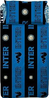 Inter,COMPLETO LETTO,1 piazza,blu/nero