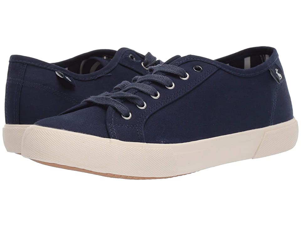 Joules Coast Pump (French Navy) High Heels