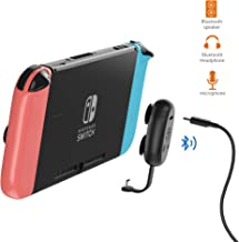 $27 » Bluetooth 5.0 Audio Transmitter, OLCLSS USB C Bluetooth Transmitter with Built-in Mic for In-Game Voice Chat & USB C Connector APTX Low Latency for Nintendo Switch, PC, PS4, AirPods, Bose Sony