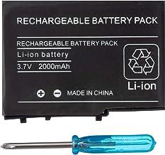 کیت بسته باتری لیتیوم یونی قابل شارژ OSTENT 2000mAh 3.7V سازگار برای Nintendo DSL NDS Lite