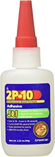 FastCap 80070 2P-10 Professional 2 Ounce Jel Wood Adhesive Glue