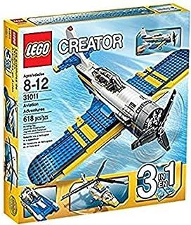 Lego Creator - Avión de hélice (31011)