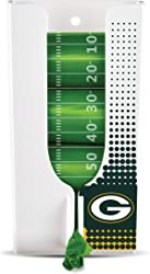 Officially Licensed, Available in all 32 NFL Teams, Pet Waste Bag Organizer & Dispenser with 4 FREE Rolls of Football-Themed, Bio-Based Pet Waste Bags