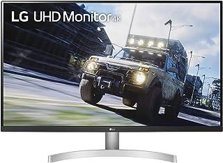 LG Electronics 32UN500 31.5 Inch UHD 4K HDR Monitor (3840 x 2160) - AMD FreeSync, DCI-P3 90% (Typ.), MAXXAUDIO, Black