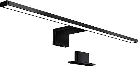 B.K.Licht LED-spiegellicht I badkamer licht I make-up licht I badkamer I wandlamp I opbouwlamp I kastverlichting I klemlic...
