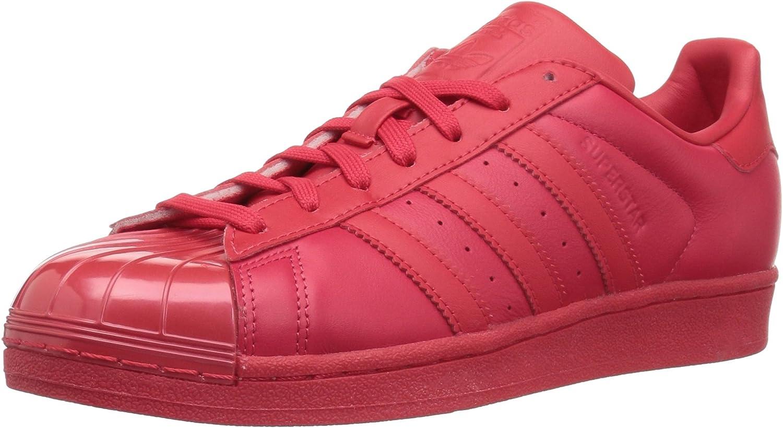 Adidas ORIGINALS Women's Superstar Glossy Toe Fashion Running shoes