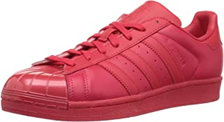 Amazon.fr : superstar rouge - Chaussures femme / Chaussures ...