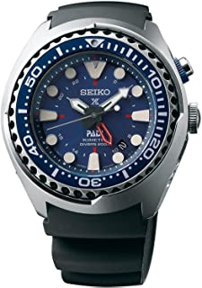 SUN065 Special Edition Padi Kinetic GMT Diver Watch by Seiko Watches