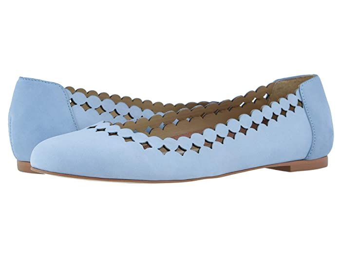 Walking Cradles  Betsy (Blue Mist Nubuck) Womens  Shoes