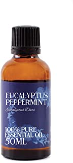 Mystic Moments | Eucalyptus Peppermint Essential Oil - 50ml - 100% Pure