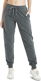 Damen Freizeit Hose Track Pants Jogginghose Haremshosen Sommerhose Stoffpants