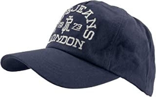 Pepe Jeans Original London 1973 PJL Base Cap Morbido Blu