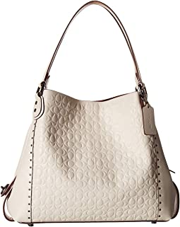 15fa488f0e50 Edie 31 Shoulder Bag in Signature Leather. Like 51. COACH