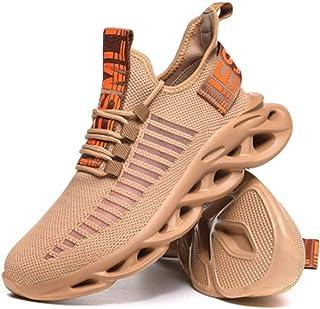 Scarpe da ginnastica con suola spessa Daily Travel Twist Bottom Low-top Net Scarpe volanti tessuto grande bianco scarpe da...