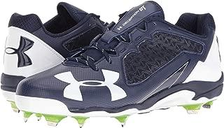 Under Armour Men's UA Deception Low DT Navy/White Athletic Shoe