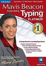 Mavis Beacon Teaches Typing Platinum 20 [PC Download]
