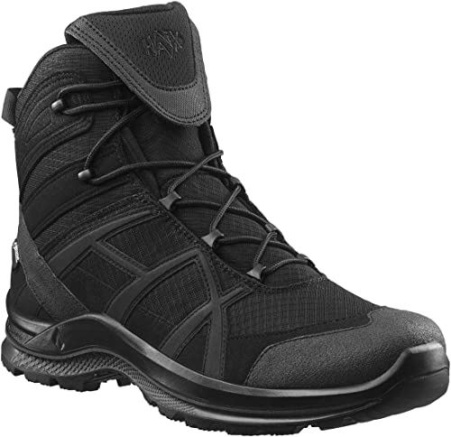 Haix noir Eagle Athletic 2.0 Low noir noir GTX