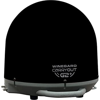 Winegard GM-6035 Carryout G2+ Portable Satellite Antenna for DISH, DIRECTV, & BellTV