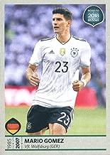 2017 Panini Road to 2018 FIFA World Cup Russia #112 Mario Gomez Germany Soccer Sticker