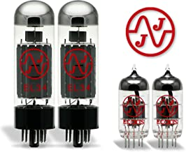 JJ Tube Upgrade Kit For Orange AD50 H Amps EL34 ECC83S